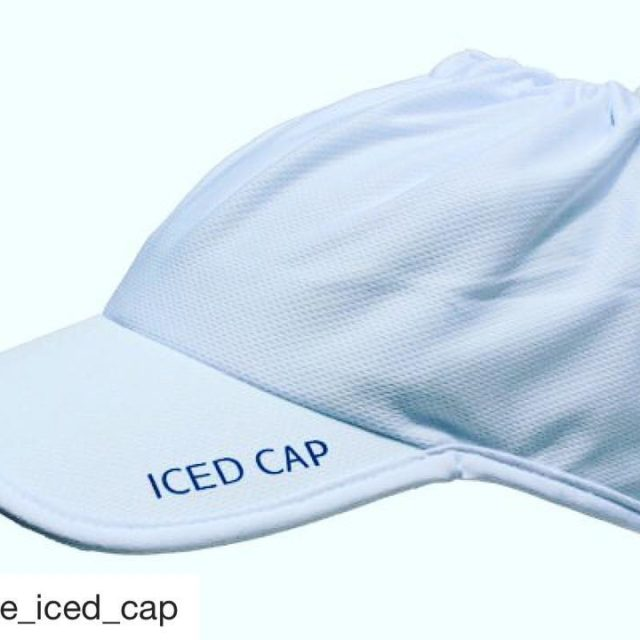 Repost theicedcap ??? Its HOT outside! Runners save time byhellip