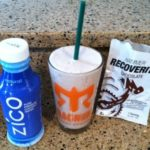 ZICO Coconut Water/Hammer Recoverite Smoothie