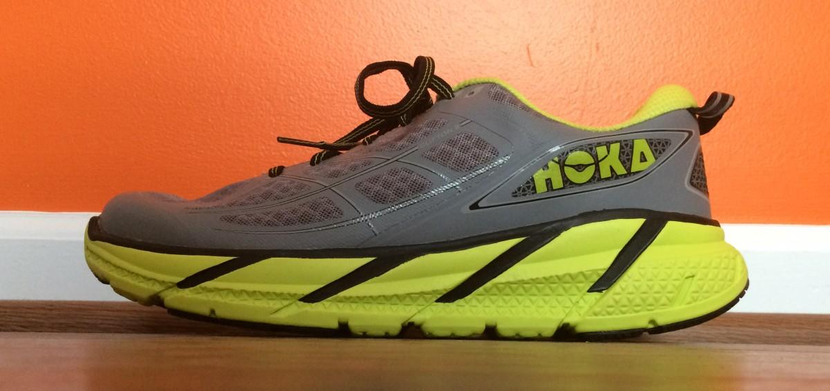 quality design a265e ab9ef First Look: HOKA ONE ONE CLIFTON 2 - Run Bulldog Run