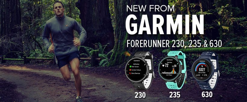 New from Garmin!