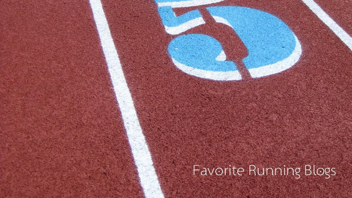 Favorite Running Blogs