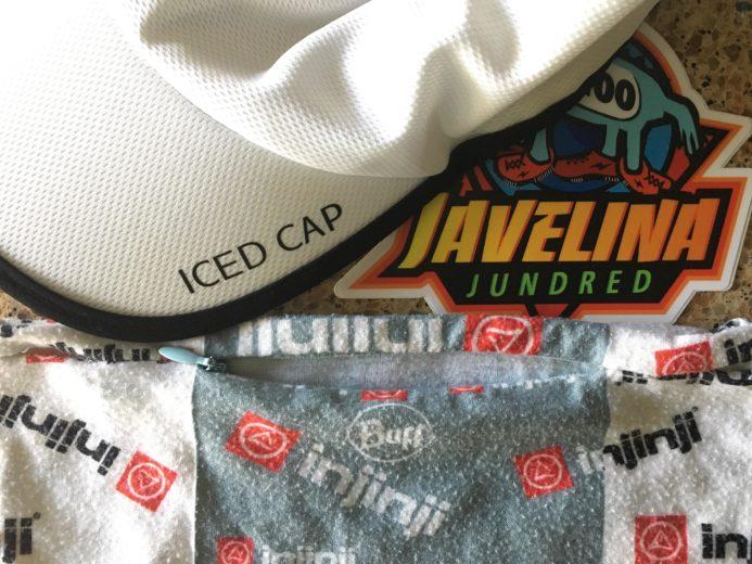 The Iced Cap and Custom Injinji Half-Buff