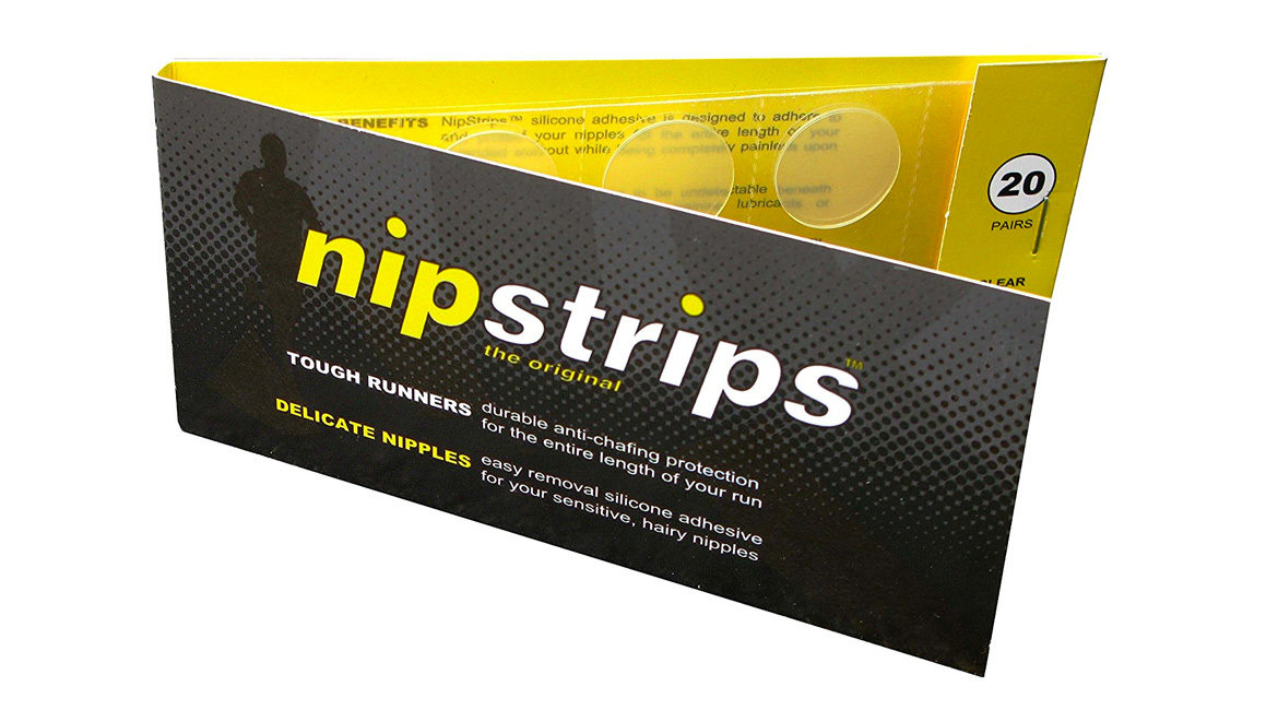 Eliminate Nipple Chafing with NipStrips
