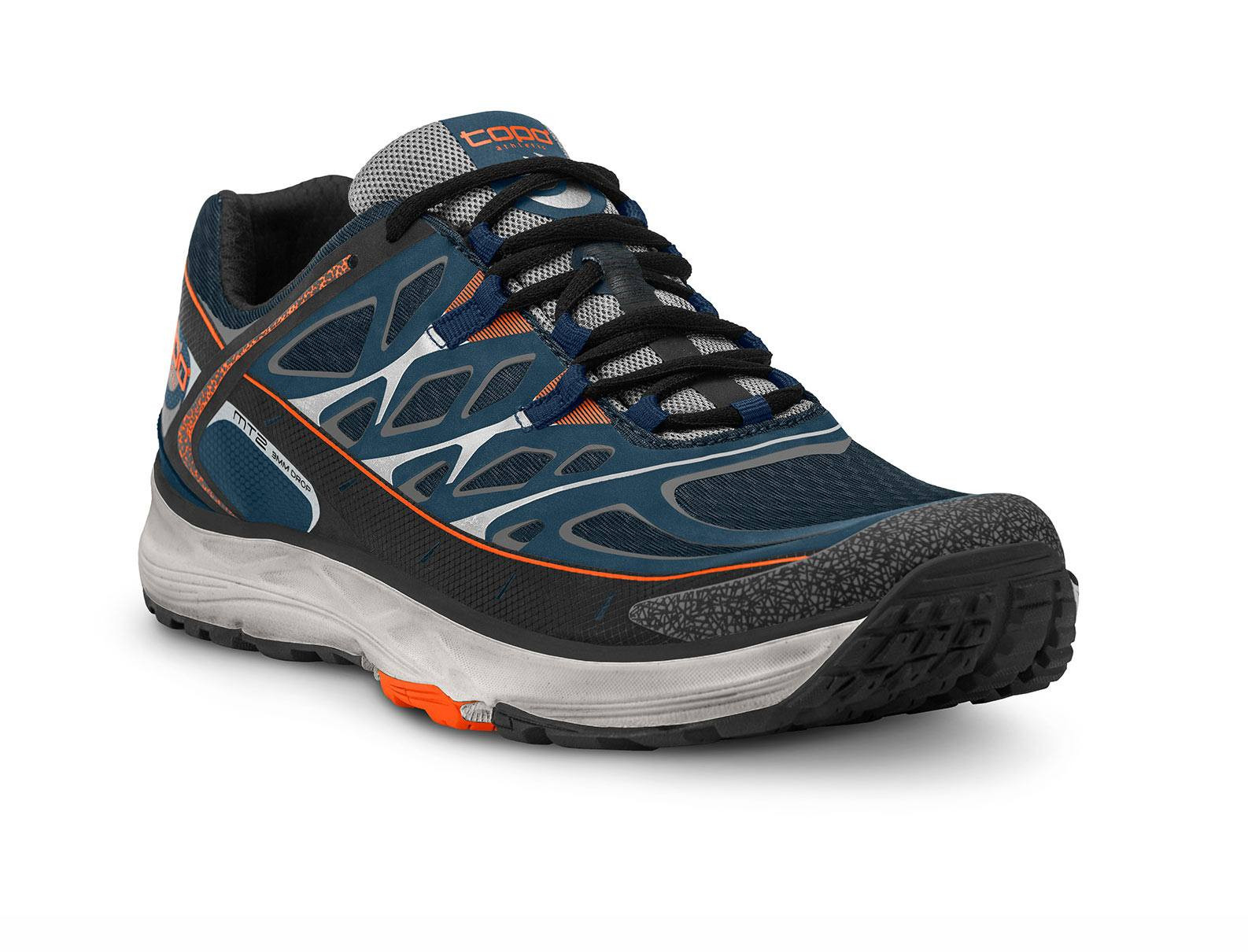 Athletic Shoes With Roomy Toe Box